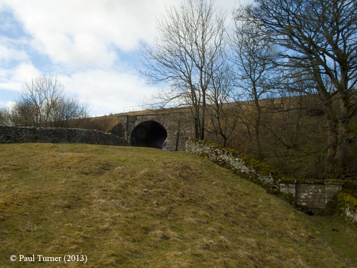 Bridge 173 - Croon Lorne & Culvert: Multiple context from east