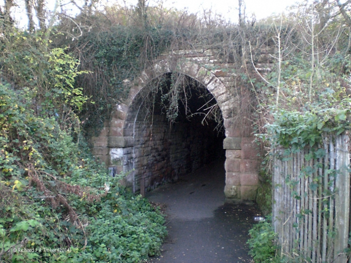 306300: Bridge 359 -Harraby Subway status not clear: Context view from the north