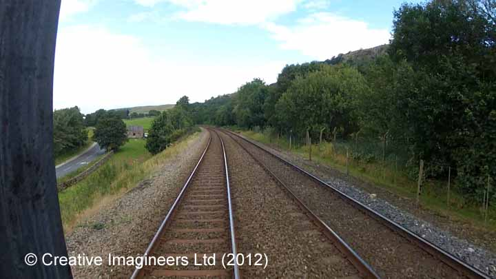 Langcliffe Lime Works - Sidings