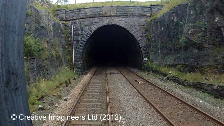 Blea Moor Tunnel South Portal (Bridge SAC/72)
