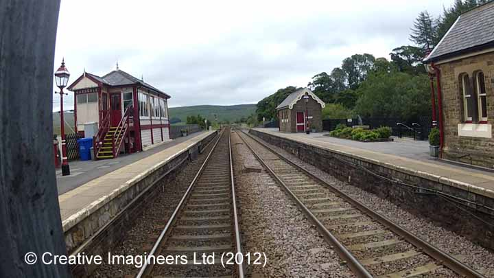 Garsdale (formerly Hawes Junction) Signal Box (1910 - present)