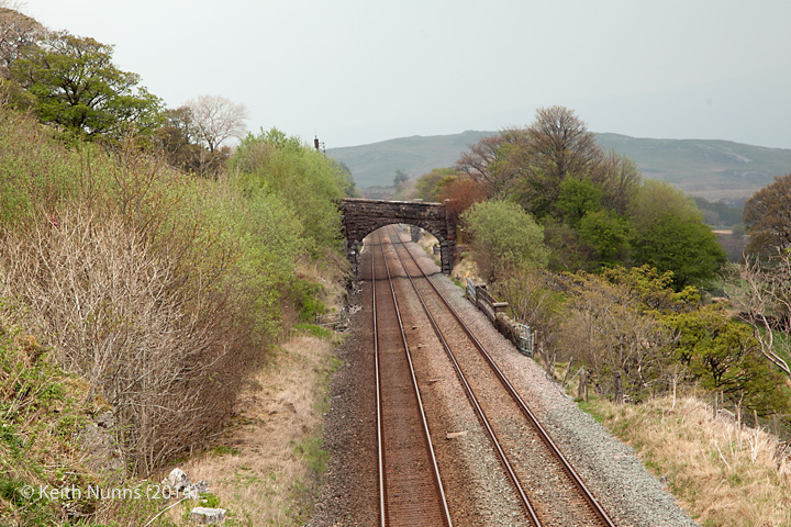 262470: Bridge 150 - Deep Gill (Elevation view from the south)