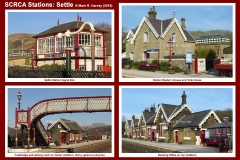 Photo-montage for Settle Station.