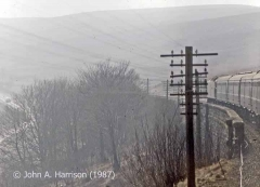 Ais Gill Viaduct (Bridge SAC/137): Context view from the North.