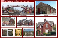 Photo-montage for Appleby Station.