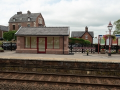 277240: Appleby - Station Master's House (detached): Context view from the East