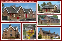 Photo-montage for Armathwaite Station.