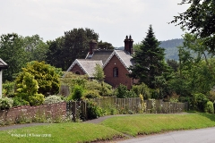 298200: Armathwaite - Station Master's House (detached)): Context view from the North