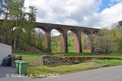 Bridge SAC/326 (Dry Beck Viaduct): east elevation (1)