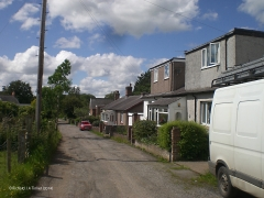 305270:Scotby-Workers' Housing(4 pairs of semi-detached): Context from southeast