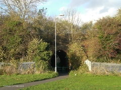 306300: Bridge 359 -Harraby Subway status not clear: Context view from the south