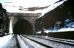 249300:Blea Moor Tunnel South Portal (Bridge SAC/72):Context view from the south
