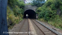 Stainforth Tunnel South Portal (Bridge No 020)