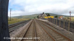 Ribblehead Station - Passenger Platform (Up and Down)