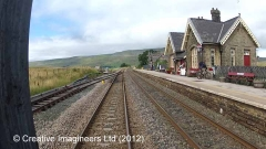 Ribblehead Station Main Building & Booking Office (Up)