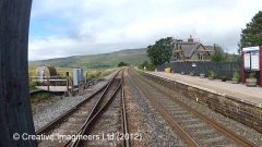 Ribblehead Quarry Siding Ground Frame