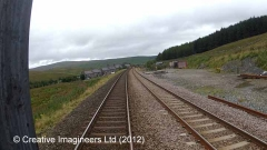 Garsdale Engine Shed (for Hawes Branch loco)