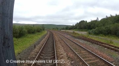 Garsdale North Sidings (Up)