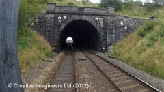 Moorcock Tunnel South Portal (Bridge No 119)