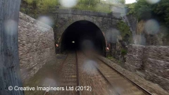 Birkett Tunnel South Portal