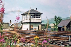 Horton-in-Ribblesdale Signal Box: Context view from the southwest