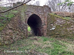 Bridge SAC/323 - High Wood (occupation): East elevation