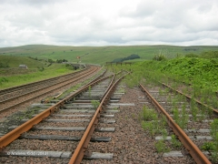 256900: Garsdale North Sidings (Up): Context view from the south