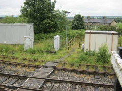 Hellifield South Jn. Signal Box: Context - safe walking route (1)