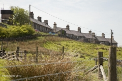 256560: Garsdale - Workers' Housing: Context view from the north