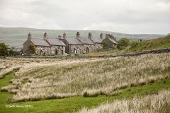 256560: Garsdale - Workers' Housing: Context view from the west