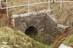 "255040: Culvert (3' 0"" diameter): Context view from the east"