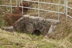 "255040: Culvert (3' 0"" diameter): Context view from the north east"
