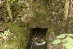 "237300: Culvert (2' 6"" diameter): Detail view from the north east"