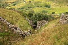 "255360: Culvert 3' 0"" diameter)Skelton's Gill:Elevation view from the north east"