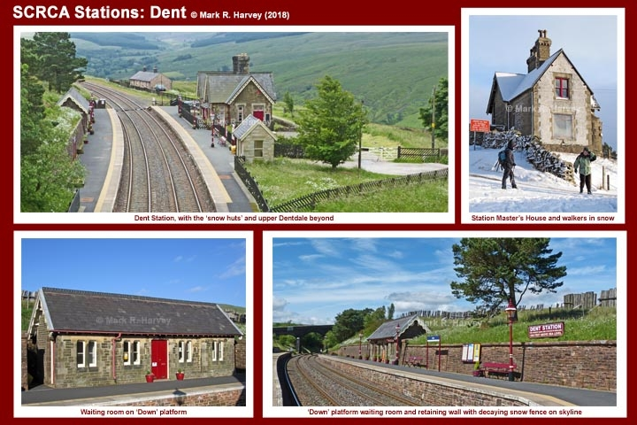 Photo-montage for Dent Station