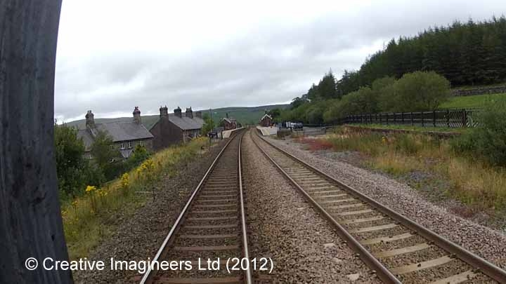 Garsdale Station - Cattle Dock - 4 pens