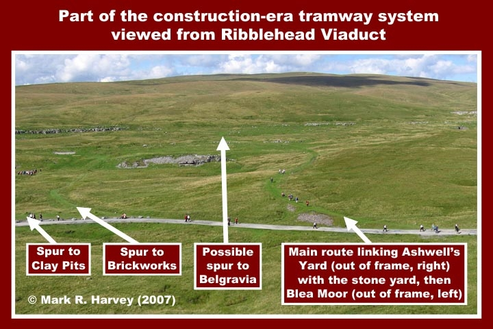 247800_2007-07-22_MRH_AR_RRCC_Tramway-System_From-Ribblehead-Viaduct